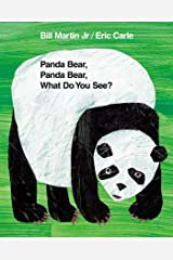 Panda Bear, Panda Bear, What Do You See? (Brown Bear and Friends) Kindle Edition