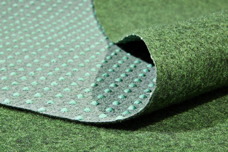 Andiamo Kunstrasen Field, Field, Field, Rasenteppich mit Drainage-Noppen, Festmaß Teppich Polypropylen grün 400 x 200 x 0,4 cm B00W9QBRF0 Teppiche ac31e1