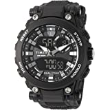 Timex Men's DGTL Analog-Digital 50mm Watch