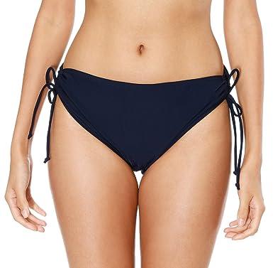 cut ruched bottom High bikini