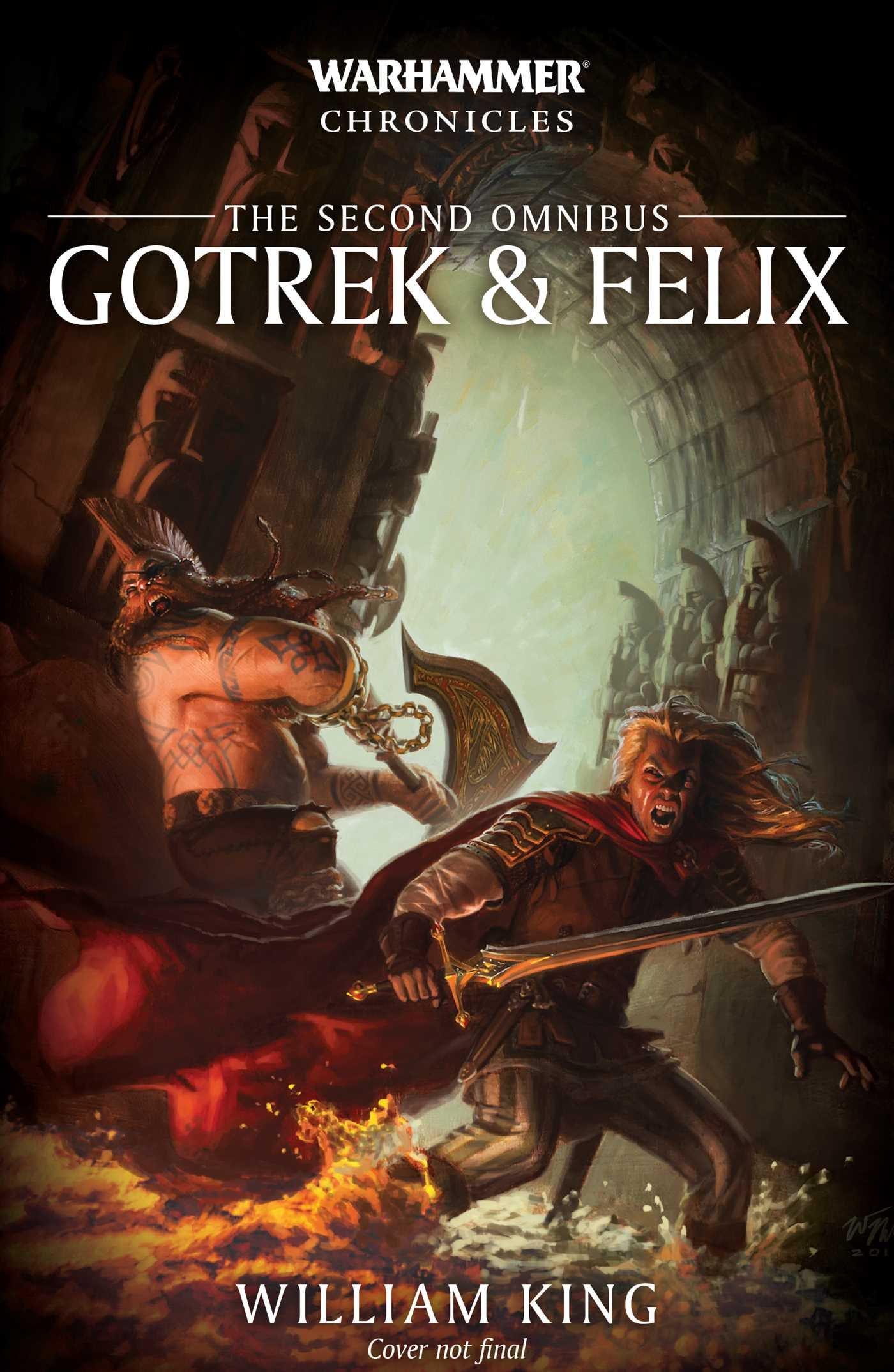 gotrek and felix second omnibus