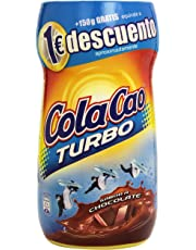Cola Cao Turbo Bebida con Sabor a Chocolate - 750 g
