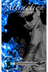 Attraction (Metal Prodigy Series Book #3.5) Kindle Edition