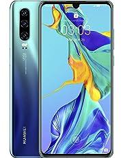 "Huawei P30 - Smartphone de 6.1"" (Kirin 980 Octa-Core de 2.6GHz, RAM de 6 GB, Memoria interna de 128 GB, cámara de 40 MP, Android) Color Aurora [Versión española]"