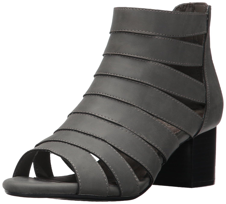 Aerosoles Women's Midfield Ankle Bootie B071YFZQCW 9.5 B(M) US|Grey