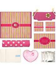 Anigan First Period Kit, Pink, XS