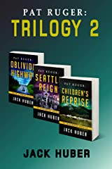 Pat Ruger: Trilogy 2: Books 4-6 of the Pat Ruger Mystery Series (Pat Ruger Trilogies) Kindle Edition