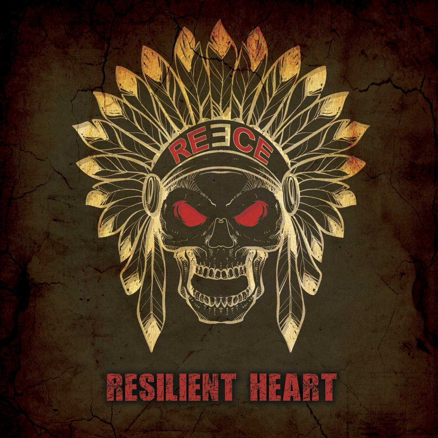 CD : Reece - Resilient Heart (CD)