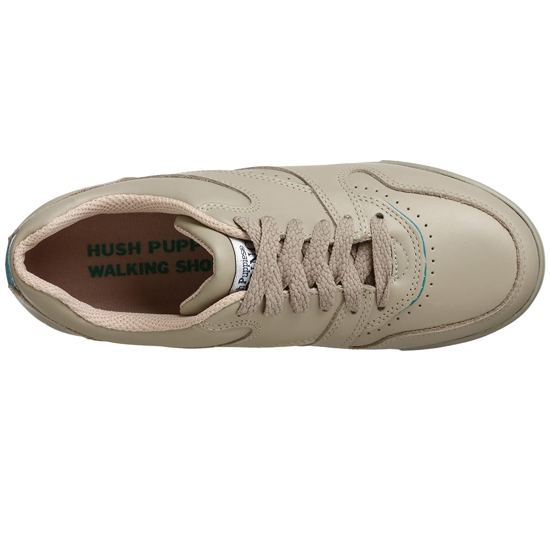 Hush Puppies Women's Upbeat US|Stone Sneaker B001AX0GUA 8.5 B(M) US|Stone Upbeat 053675