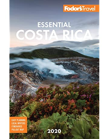 Fodors Essential Costa Rica 2020 (Fodors Travel ...