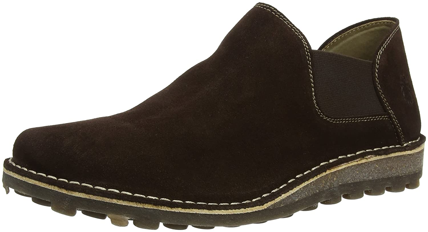 Fly London Mozo961fly, Mocasines para Hombre 45 EU|Marrón (Expresso)