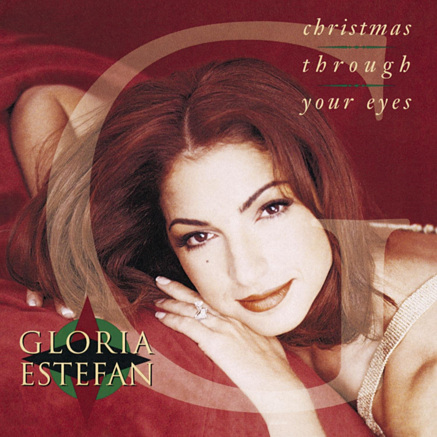 CD : Gloria Estefan - Christmas Through Your Eyes (CD)
