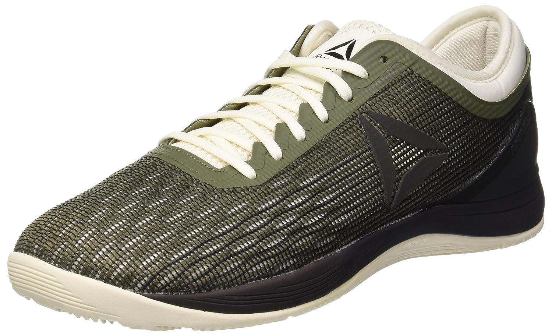 Reebok R Crossfit Nano 8.0, Zapatillas de Deporte para Hombre 42 EU|Multicolor (Hunter Greencoalch)