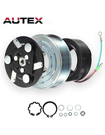AUTEX AC A/C Compressor Clutch Coil Assembly Kit 38800RZYA010M2 80221SNAA01 8851502200 Replacement for HONDA
