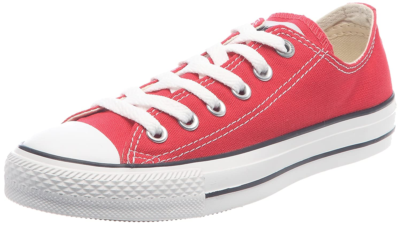 Rouge (rouge) Converse C Taylor, paniers Mixte Adulte, Noir, 35 EU