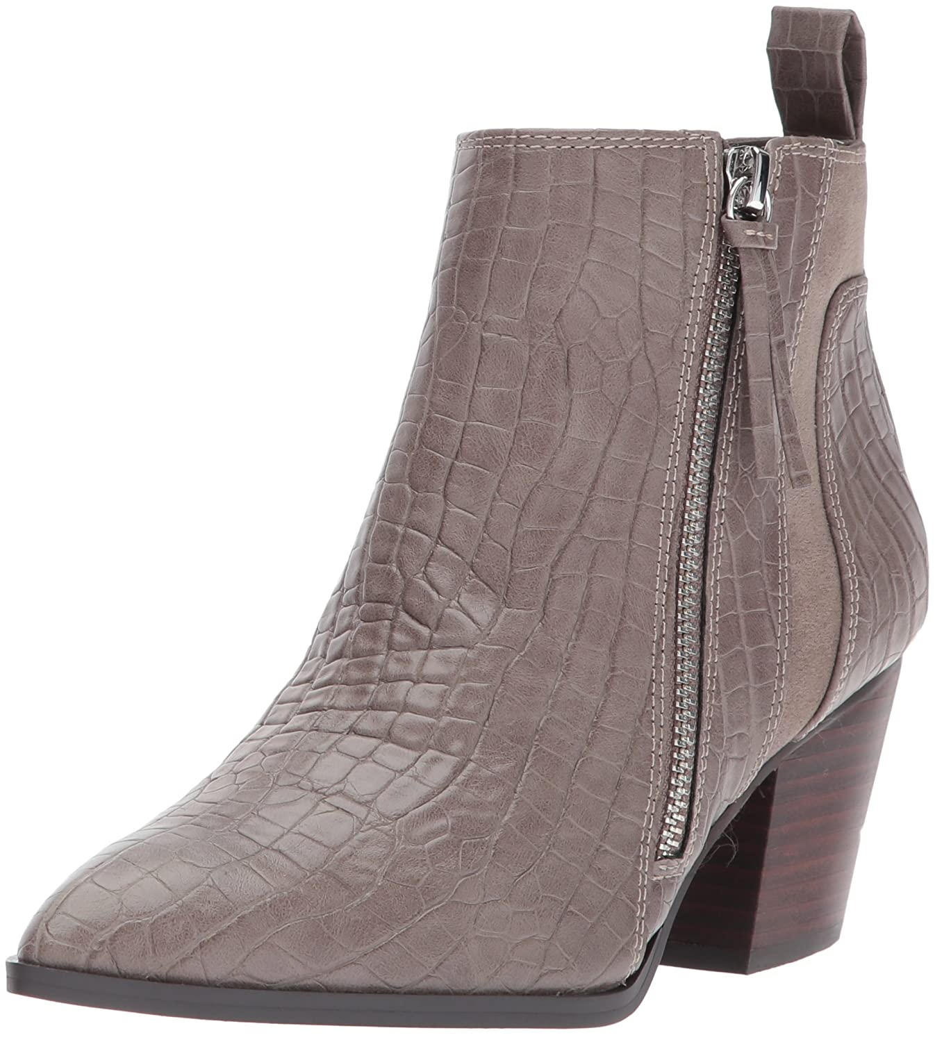 Bella Vita Women's Everest Ii Ankle Bootie B073GFL19T 11 B(M) US|Stone Crocodile