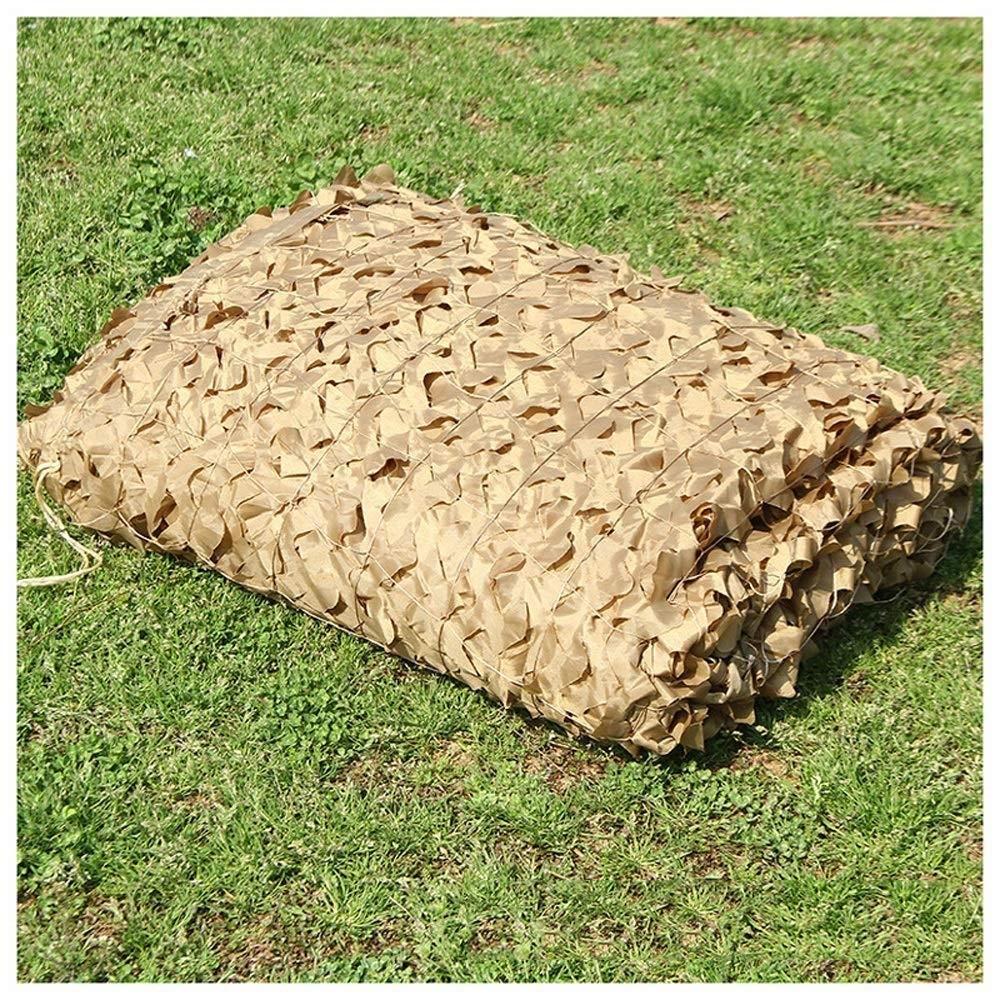 2×2m DONG Filet de Camouflage en Tissu Oxford Caché, Couverture de Camouflage de Champ, Camping, Chasse, Chasse Au Tir pour Enfants, Jeu de Décoration pour Enfants, 2m  3m, 3m  5m et Autres Tailles