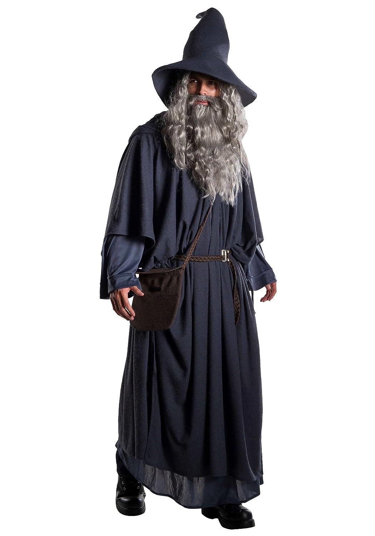 barato en línea Charades Adult Plus Size Premium Premium Premium Gandalf Fancy Dress Costume 3X  compras online de deportes