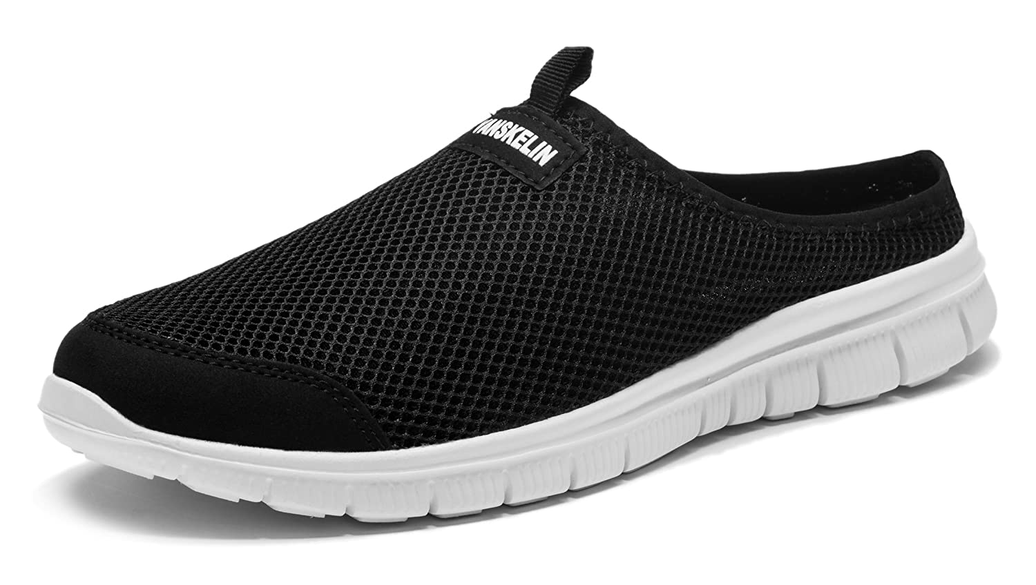 Men's Slip-On Shoes Comfortable slip-on shoes for men. Versatile for several situations, men's slip-on shoes are available in a variety of styles from backless to sandals and more!