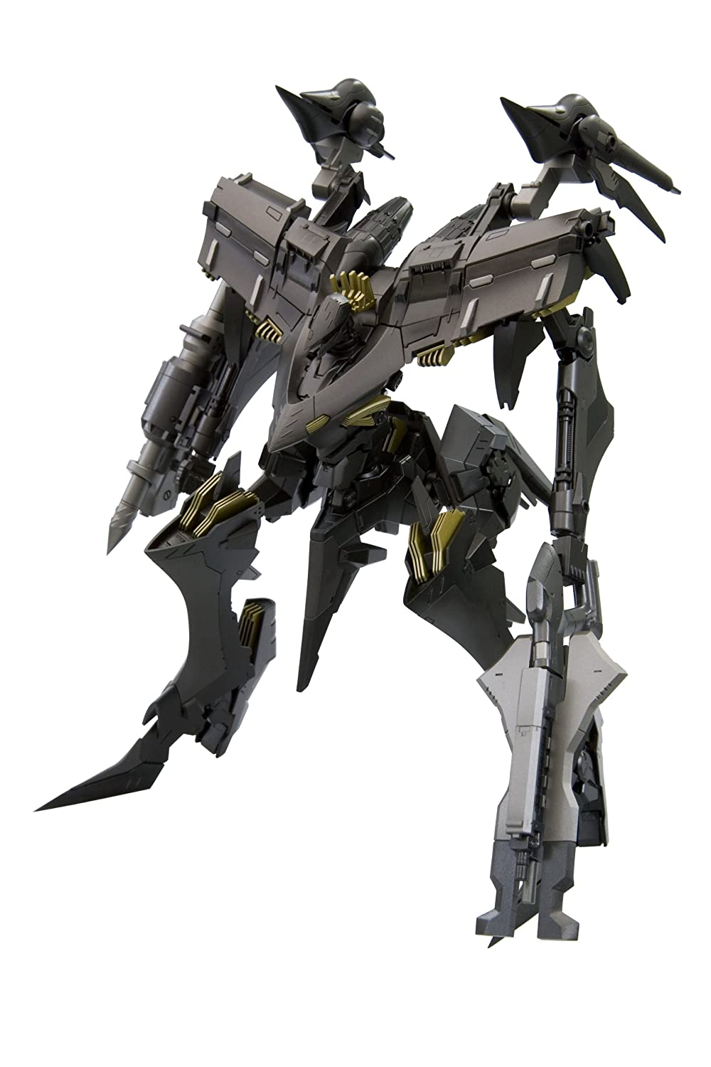 1 72 Scale Armored Core Type-LAHIRE Gun Metalic Ver Construction kit [Toy] (japan import)
