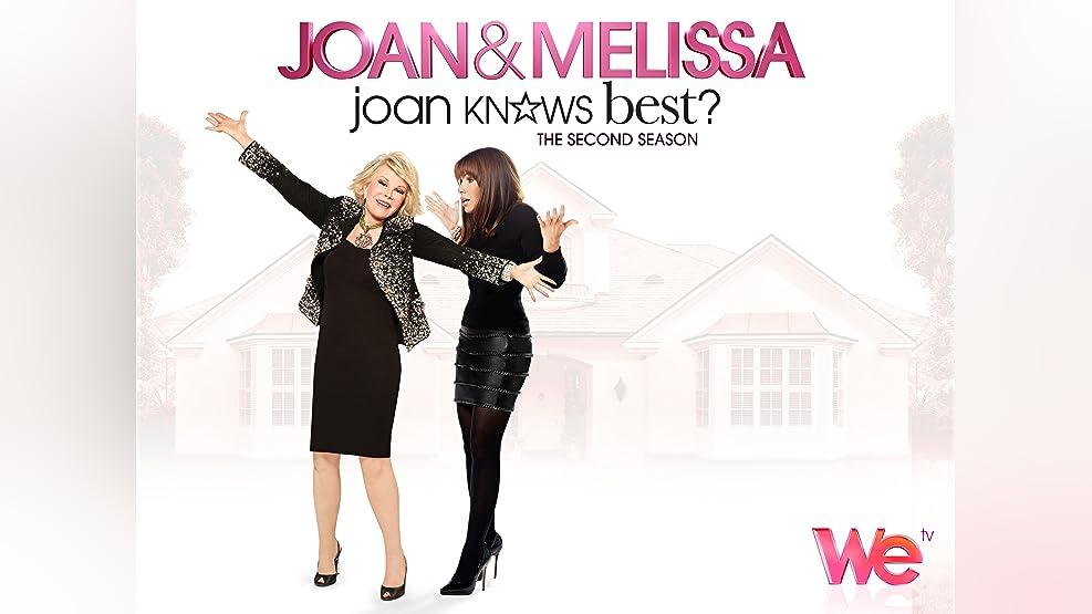 Joan & Melissa: Joan Knows Best? Season 2
