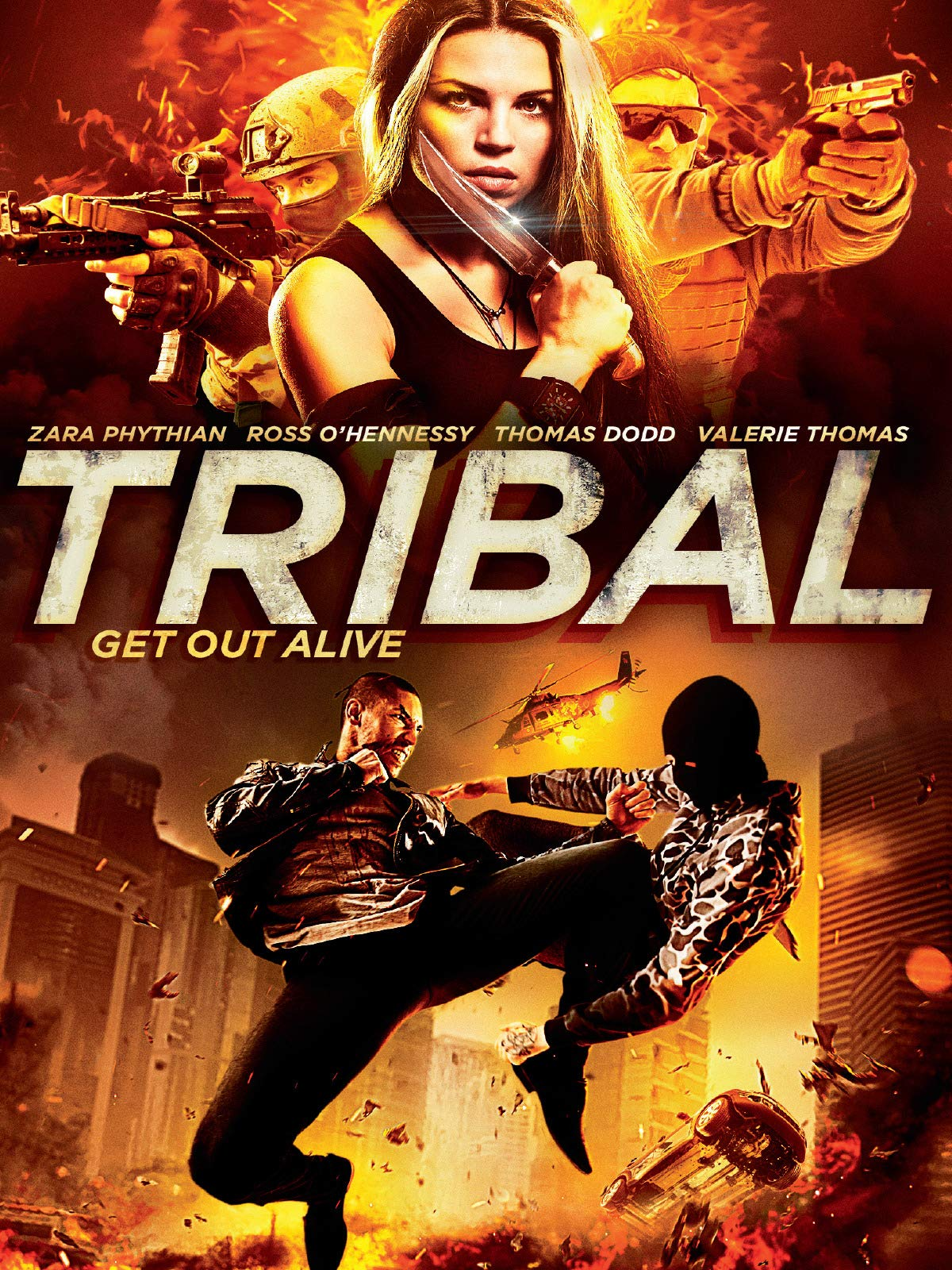 Watch Tribal Get Out Alive Prime Video