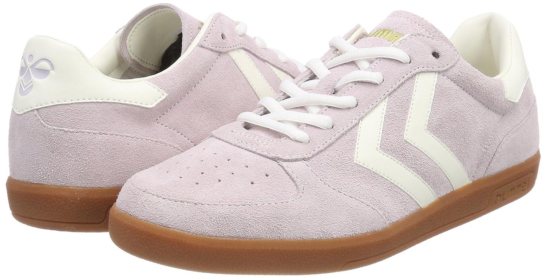 Hummel Damen Victory Victory Victory Sneaker Violett (Gray Lilac) 6940d3