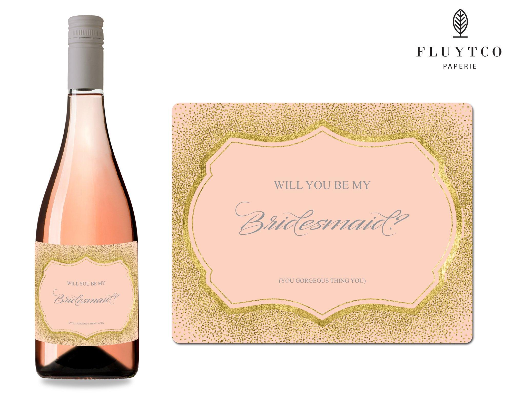 Best Wine Labels For Bridesmaids Amazon