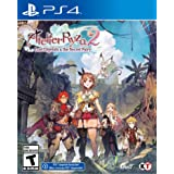 Atelier Ryza 2: Lendas Perdidas e Fada Secreta - PlayStation 4