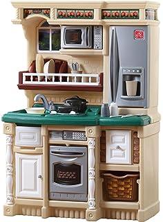 Step2 Lifestyle Deluxe Kitchen: Amazon.co.uk: Toys