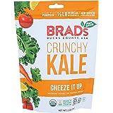 Brads Plant Based Kale Cheeze It Up Chip, 2 Oz