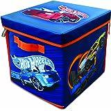 Hot Wheels ZipBin 300 Car Storage Cube