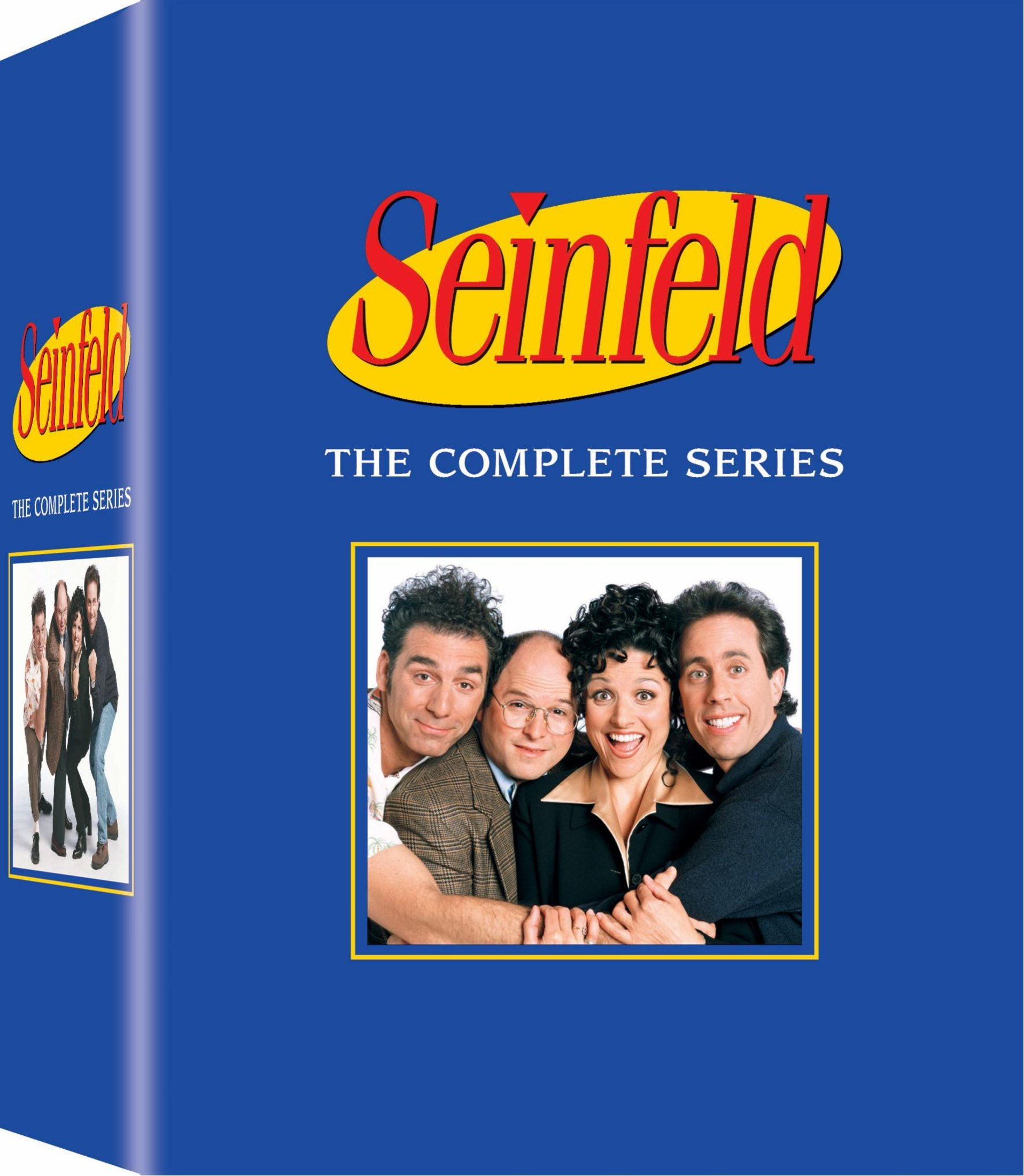 DVD : Seinfeld: The Complete Series (Boxed Set, 33 Disc)