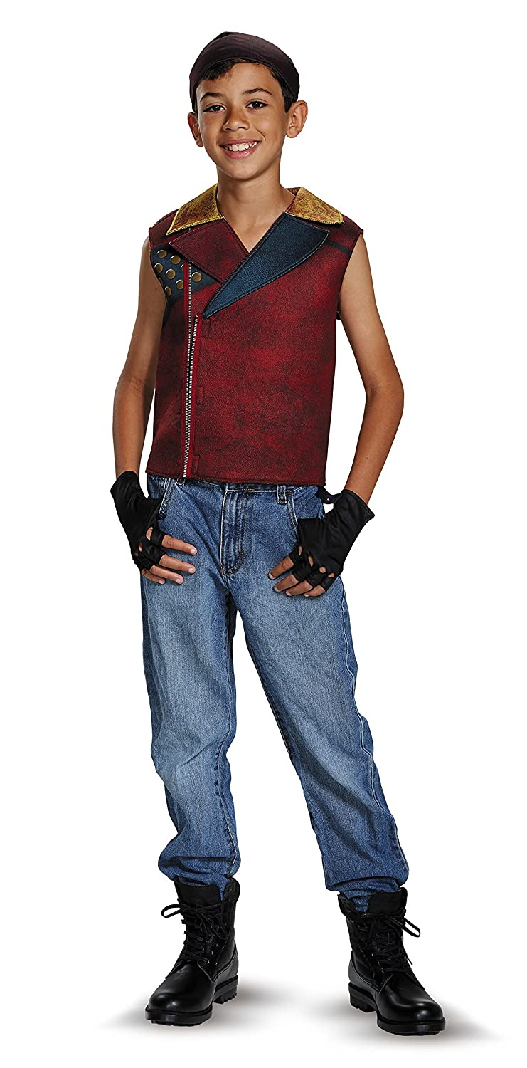 Disguise Jay Deluxe Descendants Disney Costume, Medium 7-8 by Disguise