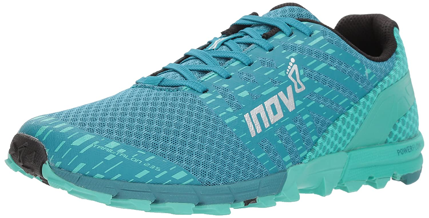 Inov-8 Women's Trailtalon 235 (W) Trail Running Shoe B073VRBTQL 8.5 M US|Teal