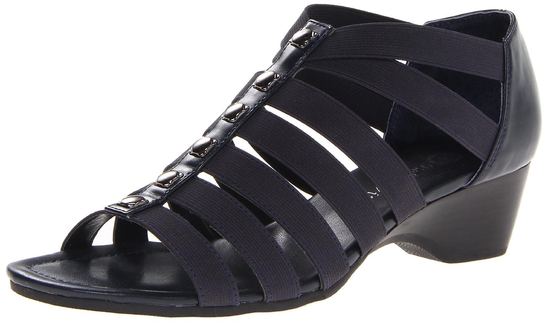 Bella Vita Women's Paula II Wedge Sandal B005LBZ382 7.5 2A(N) US Navy