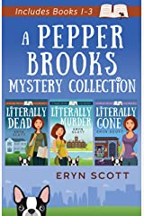 A Pepper Brooks Mystery Collection: A Cozy Box Set Books 1-3 Kindle Edition