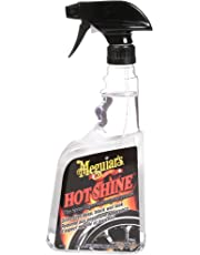 Meguiar's Hot Shine High Gloss Tire Spray, 709mL - G12024C