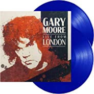 Live From London (Blue Transparent Vinyl)
