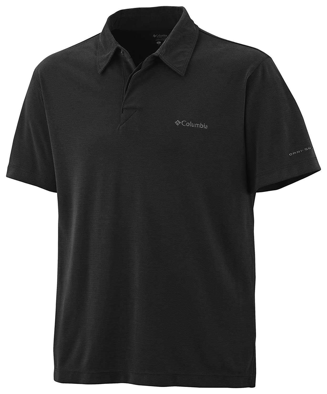 Columbia Kurzärmliges Polo, Poloshirt für Herren, Sun Ridge Polo, Kurzärmliges Modal/Polyester b6d902