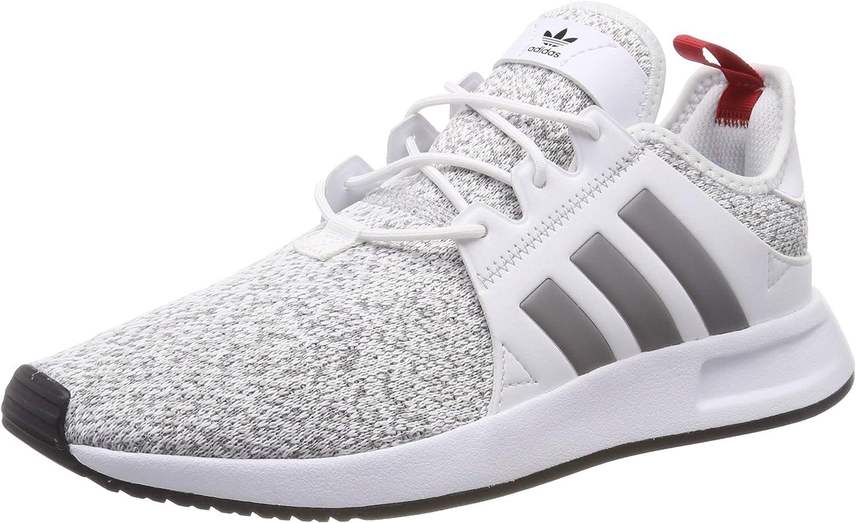 Weiß (Ftwr Weiß grau Three F17 Scarlet) 40 EU adidas Herren X_PLR Fitnessschuhe