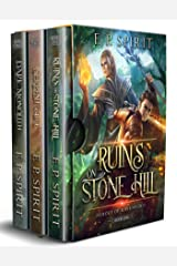 Heroes of Ravenford Books 1 - 3: Ruins on Stone Hill, Serpent Cult, Dark Monolith Kindle Edition