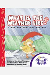 What Is The Weather Like Today? (Dual Langauge Book 19) Kindle Edition