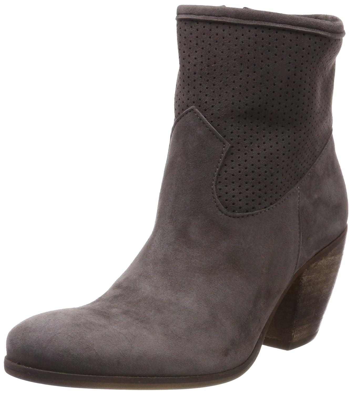 Mentor Ankle Boot, Botines para Mujer39 EU|Gris (Dark Grey 013)