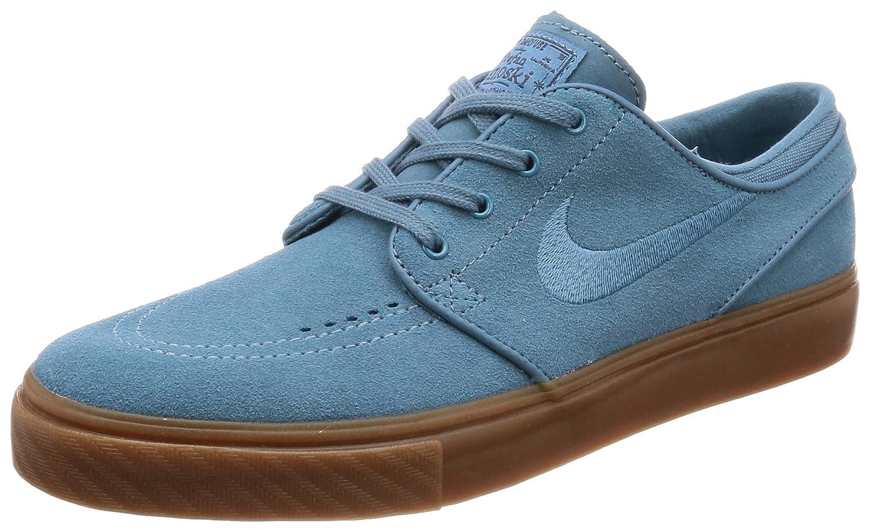 NIKE Men's Zoom Stefan Janoski Skate Shoe B077RX287Y 10.5 D(M) US|Noise Aqua / Noise Aqua