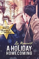 A Holiday Homecoming (2019 Advent Calendar - Homemade for the Holidays) Kindle Edition