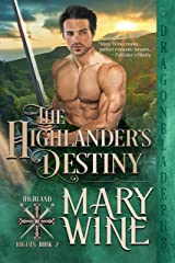 The Highlander's Destiny (Highland Rogues Book 2) Kindle Edition