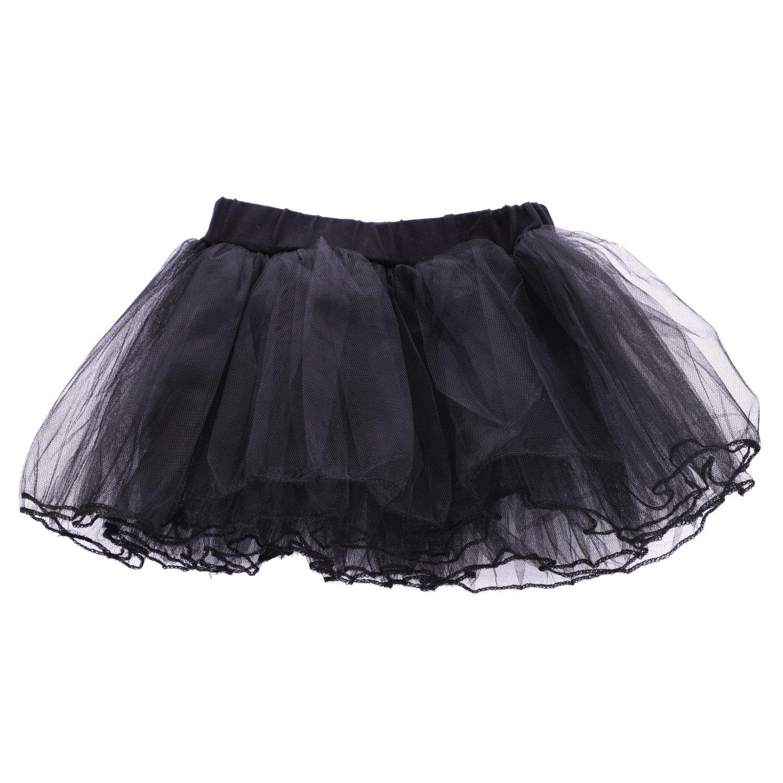 LONTG DRESS ガールズ ブラック Small