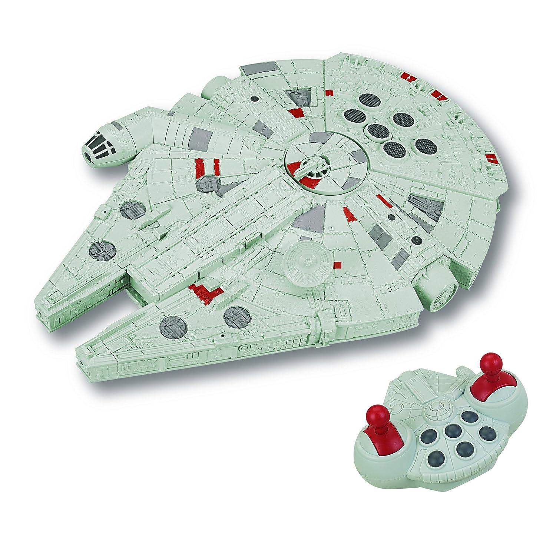 Star Wars – Millenium Falcon 25 cm mit Infrarot-Fernbedienung