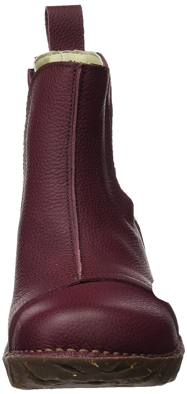 El Naturalista Damen N158 Soft Soft Soft Grain Yggdrasil Chelsea Stiefel be9760